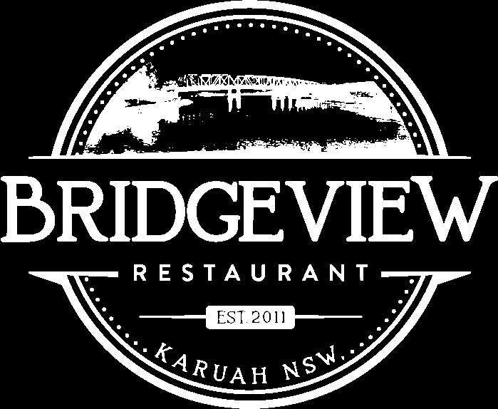 Bridgeview Restaurant Logo