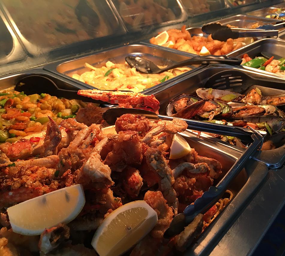 Bridgeview Restaurant Buffet