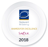 Restaurant & Catering Awards for Excellence 2018