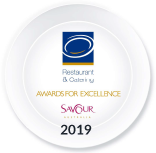 Restaurant & Catering Awards for Excellence 2019