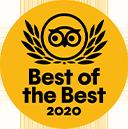 Tripadvisor Best of the Best 2020
